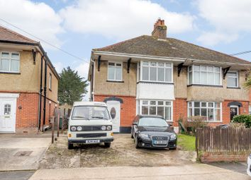 Thumbnail 3 bed semi-detached house for sale in Place Road, Cowes