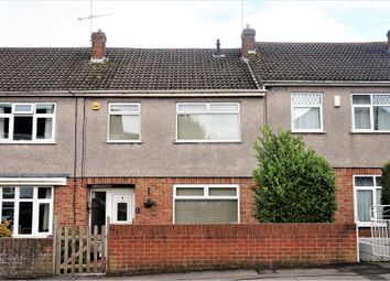Thumbnail 3 bed terraced house for sale in Walnut Lane, Kingswood