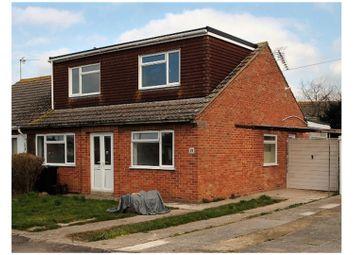 Thumbnail 3 bed semi-detached house for sale in Ashcott Drive, Burnham-On-Sea