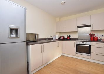 Thumbnail 1 bed flat for sale in Schoolgate Drive, Morden, Surrey