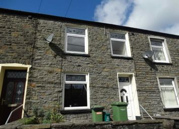 Thumbnail 2 bed terraced house to rent in High Street, Mountain Ash, Rhondda Cynon Taff