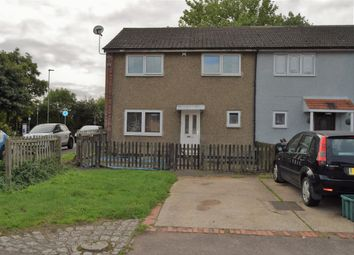 Thumbnail 3 bed end terrace house for sale in Lomond Crescent, Beaumont Leys, Leicester