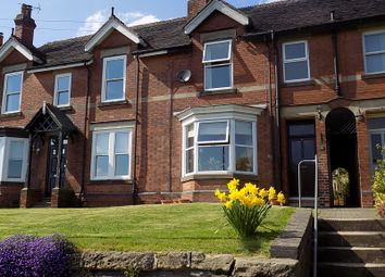 Thumbnail 3 bed town house for sale in The Green Road, Ashbourne, Derbyshire