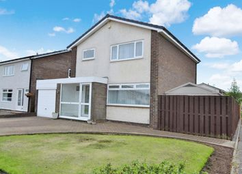 Thumbnail 3 bed detached house for sale in Glenbervie Drive, Kilwinning