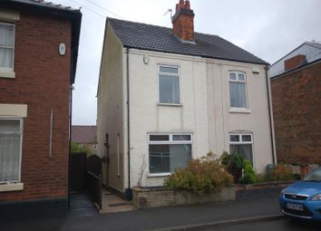 Thumbnail 3 bedroom semi-detached house to rent in Warren Street, Alvaston, Derby