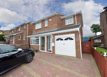Thumbnail 4 bed detached house for sale in Fulbar Crescent, Paisley