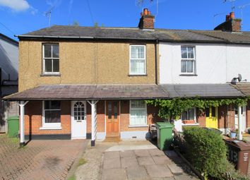 Thumbnail 2 bed terraced house to rent in Camp Road, St Albans