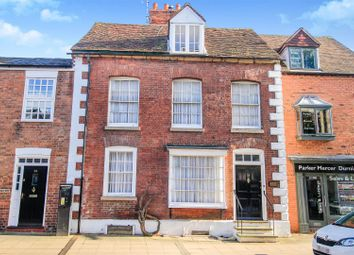 Thumbnail 5 bed town house for sale in Brook Street, Warwick