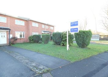 Thumbnail 3 bedroom terraced house for sale in Manston Drive, Perton, Wolverhampton