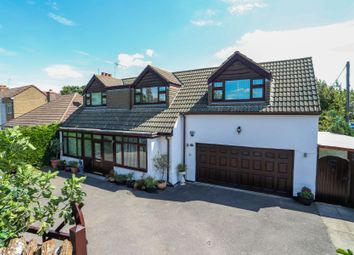 Thumbnail 4 bed detached house for sale in The Warren, Hardingstone, Northampton