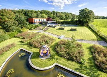 Thumbnail 5 bed detached house for sale in Gallowstree Road, Peppard Common, Henley-On-Thames