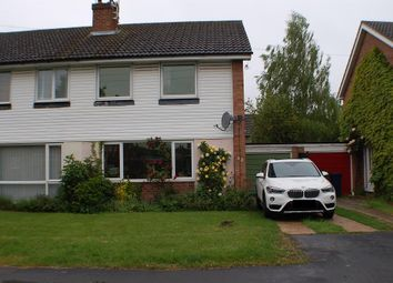 Thumbnail 3 bedroom semi-detached house for sale in Mill End Road, Cherry Hinton, Cambridge