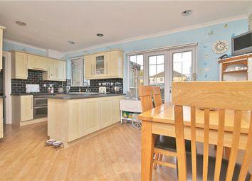 Thumbnail 4 bed semi-detached house for sale in St. Hildas Avenue, Ashford, Surrey
