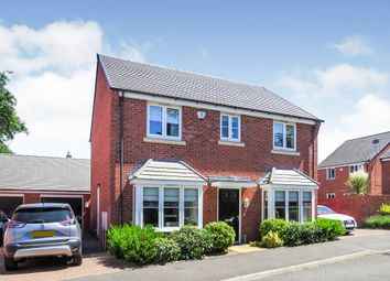 4 bed detached house for sale in Meadow Hill Close, Kidderminster DY11