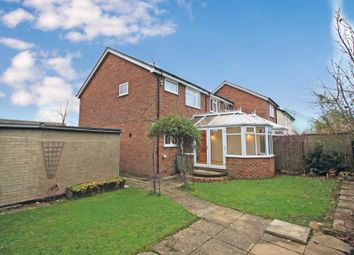 Thumbnail 3 bed semi-detached house for sale in Charter Way, Wallingford