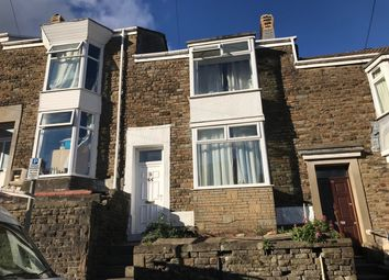 Thumbnail 5 bed terraced house for sale in Cromwell Street, Swansea