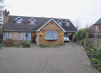 Thumbnail 5 bed detached house for sale in High Road, High Cross, Hertfordshire
