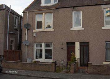 Thumbnail 1 bed flat to rent in Gladstone Street, Leven, Fife