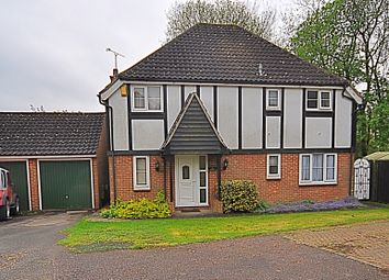 Thumbnail 4 bed detached house for sale in Chalkdown, Stevenage