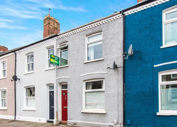 Thumbnail 3 bed terraced house for sale in Glamorgan Street, Canton, Cardiff
