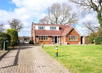 Thumbnail 3 bed detached house for sale in Wrotham Road, Culverstone Green, Gravesend
