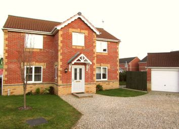 Thumbnail 4 bed detached house to rent in Granville Road, Scunthorpe