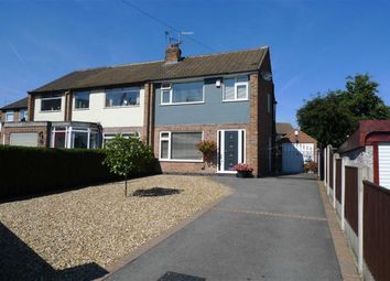 Thumbnail 3 bed semi-detached house for sale in Ash Street, Ilkeston, Derbyshire