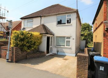 Thumbnail 2 bed semi-detached house to rent in Walton Road, Woking