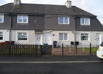 Thumbnail 3 bed terraced house for sale in Coronation Road, New Stevenston, Motherwell