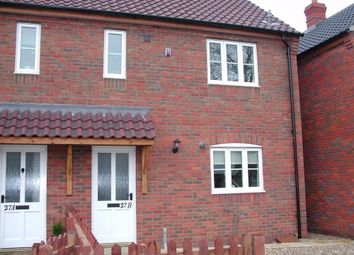 Thumbnail 3 bedroom semi-detached house to rent in Pearsons Road, Holt