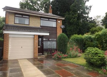 Thumbnail 3 bed detached house for sale in Mallard Crescent, Poynton, Stockport, Cheshire