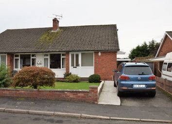Thumbnail 3 bed semi-detached bungalow to rent in Beech Grove, Houghton, Carlisle