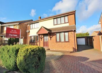 Thumbnail 4 bed detached house for sale in Crusader Road, Bearwood, Bournemouth