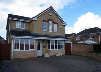 Thumbnail 4 bed detached house to rent in Belton Road, Stanground, Peterborough