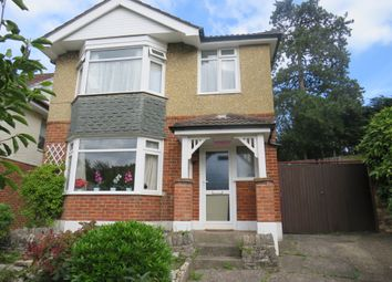 3 bed detached house for sale in Gordon Road South, Poole BH12
