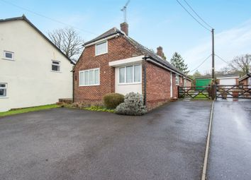 Thumbnail 4 bed bungalow for sale in Main Road, Colden Common, Winchester