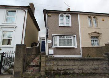 Thumbnail 3 bedroom semi-detached house to rent in Dover Road, Northfleet, Gravesend, Kent