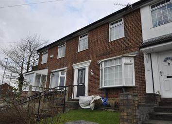 Thumbnail 3 bed mews house for sale in Buckingham Road, Heyrod, Stalybridge