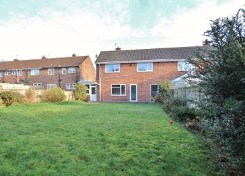 Thumbnail 2 bed semi-detached house for sale in Calder Road, Bebington, Wirral