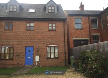 Thumbnail 4 bed end terrace house to rent in London Road, Loughton, Milton Keynes
