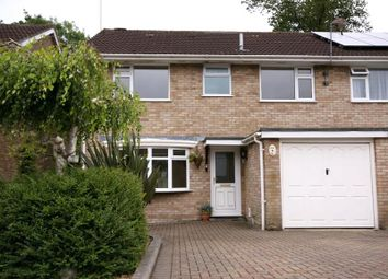 Thumbnail 4 bed semi-detached house to rent in Jubilee Road, Corfe Mullen, Wimborne