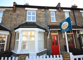 Thumbnail 2 bed terraced house to rent in Albany Road, Chislehurst, Kent