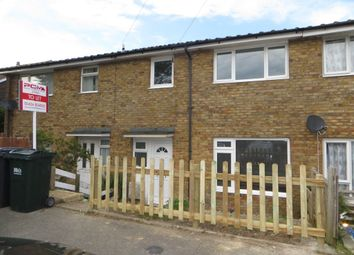 Thumbnail 3 bed terraced house to rent in Thakeham Close, Bexhill-On-Sea