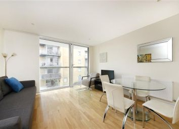 Thumbnail 1 bed flat to rent in Denison House, Lanterns Way, Canary Wharf, London