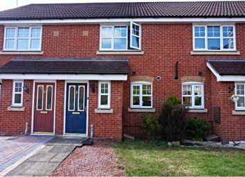 Thumbnail 2 bed terraced house to rent in Gauge Close, Bromsgrove