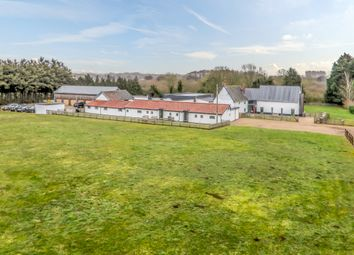 Thumbnail 7 bed farmhouse for sale in Watton Road, Larling, Norwich