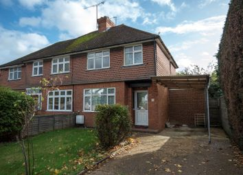 Thumbnail 3 bed semi-detached house for sale in Beechwood Avenue, Reading