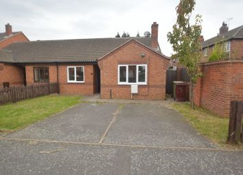 Thumbnail 2 bed semi-detached bungalow to rent in East View, Whaley Thorns, Langwith, Mansfield