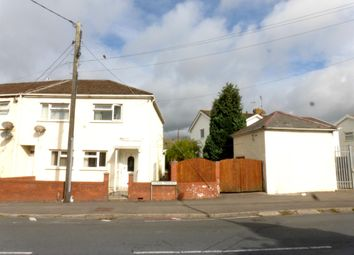 Thumbnail 3 bed end terrace house for sale in School Terrace, North Cornelly, Bridgend