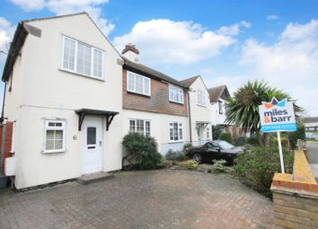 Thumbnail 2 bed semi-detached house for sale in Goodwin Avenue, Whitstable